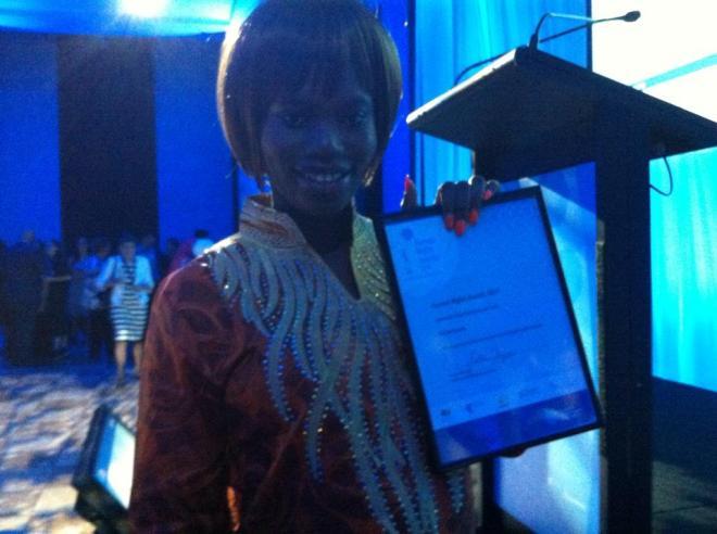 Khadija Gbla, Director, No FGM Australia